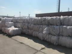 PP big bags/liners scrap A/B quality